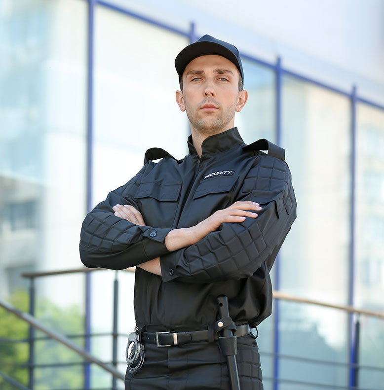 Image of the Security Guard, Security Guard Company in San FRANCISCO, American Assured