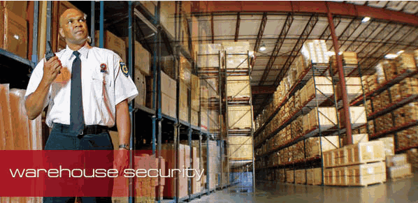Image of Warehouse Security Guards, Security Guard Company in San Francisco, American Assured Security, Inc