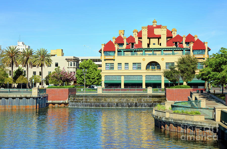 Image of a place in Stockton, Security Guard Services in Stockton, American Assured Security, Inc