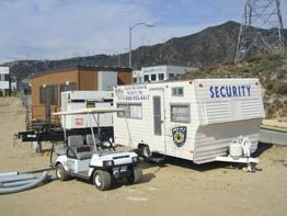 American Assured Security Guards Berkeley Transport